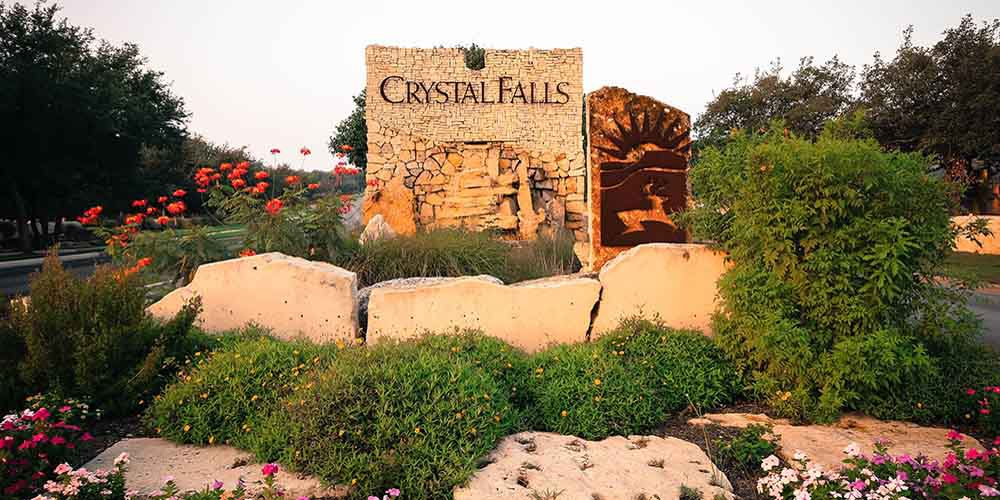 Crystal Falls Tx Community Info Real Estate